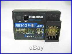 Futaba 2.4G 4-Channel ATTACK 4YWD R/C 1/14 Tractor Truck MFC-01 MFC-03 Tamiya