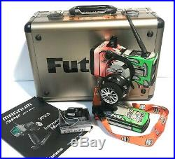 Futaba 3PKS with 2.4 Module & Receiver R603FS and Hard Case