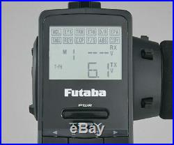 Futaba 3PV 2.4G 3+1 Channel T-FHSS Radio System 1 R203GF Receiver FREE Shipping