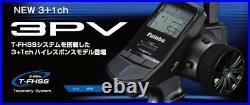 Futaba 3PV with R314SB Receiver 3 +1 channel 2.4GHz T/S/FHSS Radio System NIB