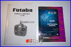 Futaba 3VC T-3VC Fernsteuerung Sender Knüppel OVP, wie NEU