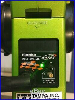 Futaba 3pk w FASST Module and R603FF X2 + R603FS X2