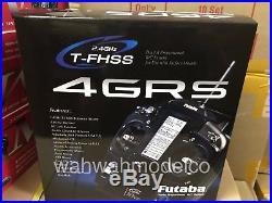 Futaba 4GRS 2.4Ghz T-FHSS 2x R314SB Radio System 110 RC Car On Off Road