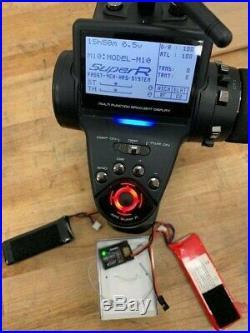 Futaba 4PKS-R 2.4GHZ FASST Transmitter