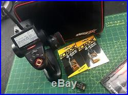 Futaba 4PK-2.4G Super R Edition Radio and 3 Receivers
