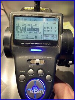 Futaba 4PK Fasst Transmitter Tx 2.4GHz Radio Only