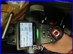 Futaba 4PK SR 2.4GHz FASST Radio system with case 2 receivers life battery