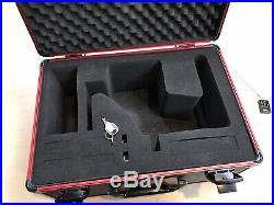 Futaba 4PK Super R 2.4Ghz Radio Transmitter R614FS Receiver & Aluminum Hardcase