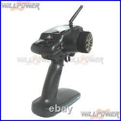 Futaba 4PLS 2.4G Radio Transmitter R304SB Receiver2 (RC-WillPower) Buggy T-FHSS