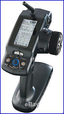 Futaba 4PLS 4-Channel 2.4GHz S-FHSS Telemetry Radio FUTK1410 with R304SB Receiver