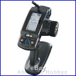 Futaba 4PLS 4-Channel 2.4GHz T-FHSS Telemetry Radio System (R304SB Receiver)