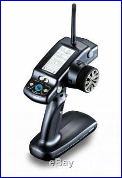 Futaba 4PLS 4-Channel 2.4GHz T-FHSS Telemetry Radio System withR304SB FUTK1410