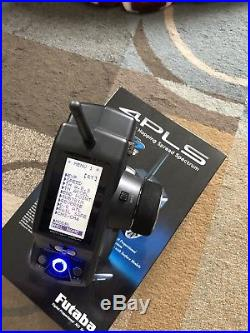 Futaba 4PLS 4 Channel 2.4GHz T-FHSS Telemetry Radio with Receiver R304SB