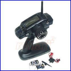 Futaba 4PLS 4-Channel T-FHSS Radio System R304SB Receiver x2 #4PLS withR304SBx2
