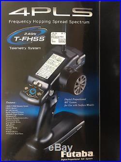 Futaba 4PLS RC Digital Radio System