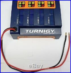 Futaba 4PL-2.4G Radio System RX With 4x Turnigy Power System