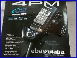 Futaba 4PM 4-Channel 2.4GHz T-FHSS Radio System withR334SBS Receiver 01004387-3