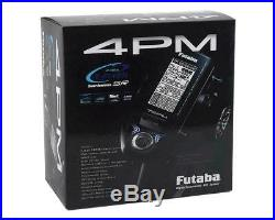 Futaba 4PM 4 Channel 4ch 2.4GHz T-FHSS RC Car Radio System with R304SB Receiver