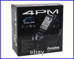 Futaba 4PM 4ch 2.4GHz T-FHSS RC Remote Control Transmitter with R334SBS Receiver