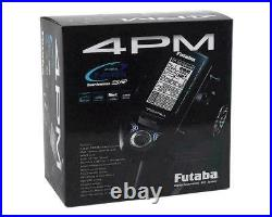 Futaba 4PM T4PM 4 Channel 4ch 2.4GHz T-FHSS TFHSS High Response SR Transmitter