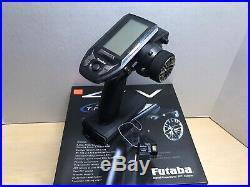 Futaba 4PV 2.4G 4 Channel T-FHSS Radio System R314SB Receiver Rc