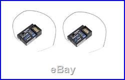 Futaba 4PV 4-Channel 2.4GHz S-FHSS/T-FHSS Radio System withR314SB Receiver x2