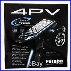 Futaba 4PV 4 Channel T-FHSS 2.4GHz Radio System FUTK4700