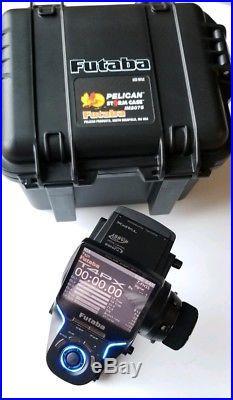 Futaba 4PX 4-Channel 2.4GHz Radio Controller withR304SB Receiver, Battery & Case