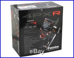 Futaba 4PX-R Limited Edition 4-Channel 2.4GHz T-FHSS Radio System withR304SB Recei
