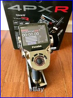 Futaba 4PX-R Limited Edition R304SB Carbon Fiber Handle VHTF NEW IN BOX Rare