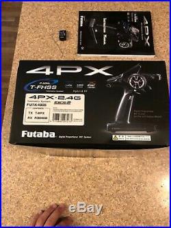 Futaba 4px Digital Proportional R/C System