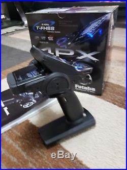 Futaba 4px + R304sb Telemetry System Futk4905 New In Box Free Shipping