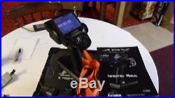 Futaba 4px radio system, protek life pack, protek rc case