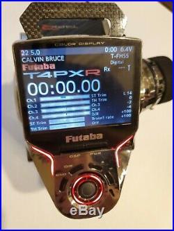 Futaba 4pxr Limited Edition R304sb 4px T4px Life Battery