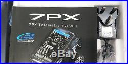Futaba 7PX 2.4GHz Radio 3 Receiver (1 x R334SB & 2 x R604FS) FREE SHIPPING