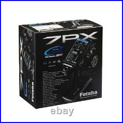 Futaba 7PX 2.4G 7 Channel T-FHSS Radio R314SB x 3pcs Receiver FREE Shipping