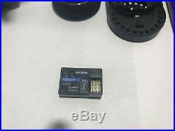 Futaba 7PX 7-Channel 2.4GHz T-FHSS SR Radio System withR204GF-E