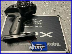 Futaba 7PX HARD CASE LiFe BATTERY 7 Channel 2.4GHz T-FHSS Super Response System