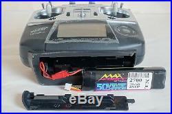 Futaba 8FG SUPER 2.4G 14ch FASST Computer Radio + R6303SB RX Mode-1 In Box