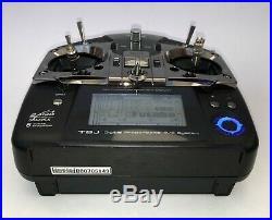 Futaba 8J 2.4 GHz FHSS RC Transmitter