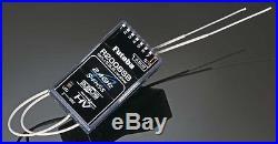 Futaba 8j 8ja 8ch Fhss S-fhss Rc Airplane Remote Control Radio System Futk8100