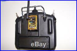 Futaba 9CHP 9 CH Heli Spec Radio WithORx Spektrum DSM2/DSMX TX module & RX