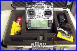 Futaba 9ZAP WCII 72mhz Transmitter, Receiver and more