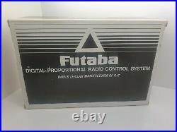 Futaba Attack-R FP-T2NR mit Anleitung (OVP) + 2x FP-S128 + FP-R102GS