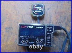 Futaba Cgy760 Fbl Controller & Gyro Sensor Tested & Working