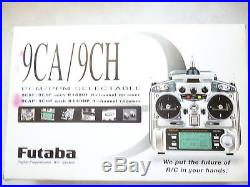 Futaba Digital Proportional R/c 9 Channel System