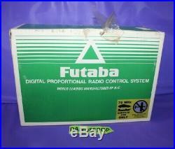 Futaba Digital Proportional Radio Control System RC Magnum Sport FP-T2P Boxed