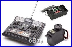 Futaba F14 40 MHz + R168DF 4/8/1 Multi-Funktions-Fernsteuerung P-CBF14N