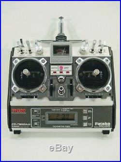 Futaba FP-T8SGA-P Transmitter Back to the Future remote control
