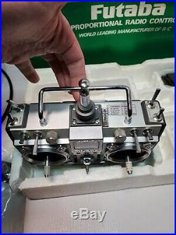 Futaba FP-T8SGA-P Transmitter Back to the Future remote control FP- t8sga P